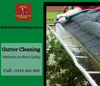gutter cleaning in North Sydney