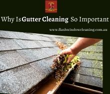 Gutter Cleaning North Sydney